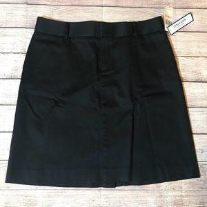 Black Dockers skirt NWT size 10